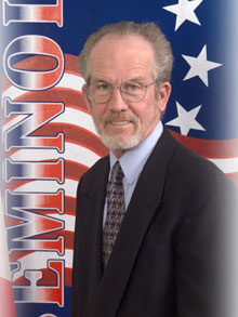 Photo of Councilor Bob Matthews