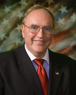 Photo of Councilor Thom Barnhorn